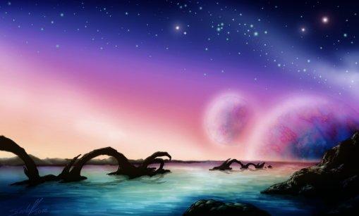 My_Dream_World_by_Hevimell