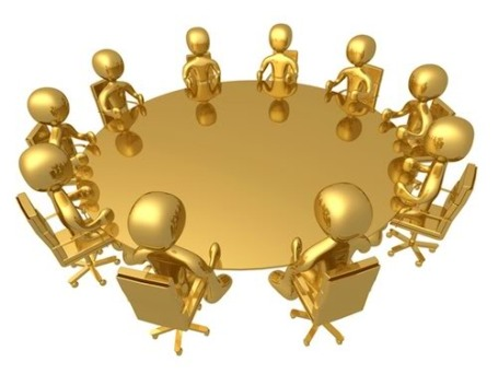 meeting-roundtable-gold